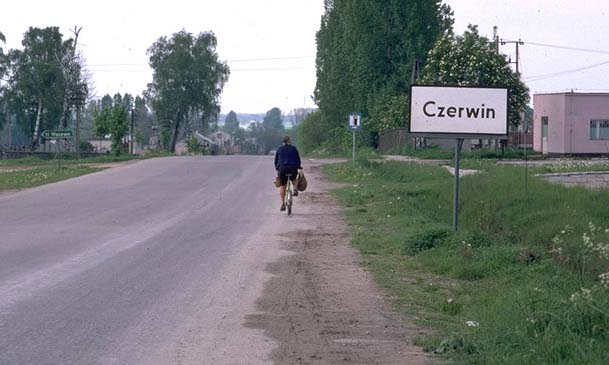 The Town of Czerwin